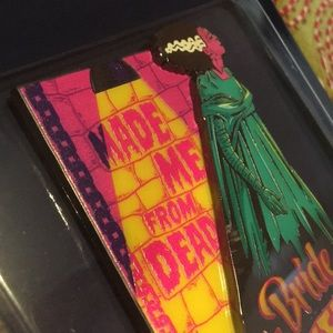 Universal Studios Accents - The Bride of Frankenstein Magnet